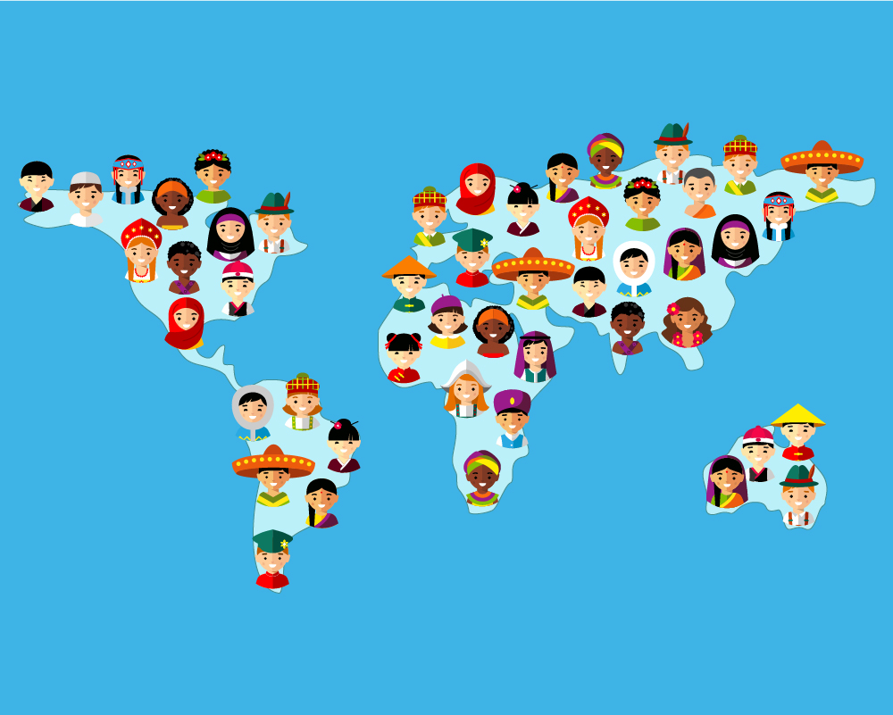 different cultures: Top 8 reasons to study abroad