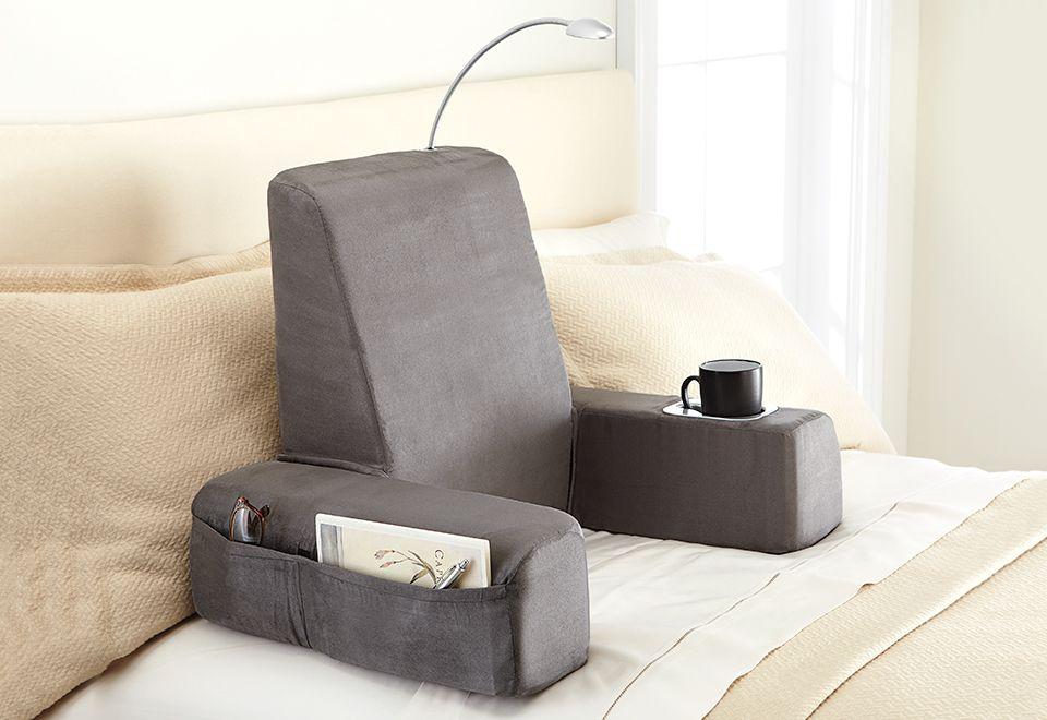 Massaging Bed Rest: Best Book Reading Gadgets