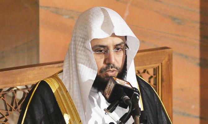 Sheikh Khalid Al Ghamdi: List of all Imams of Masjid Al-Haram