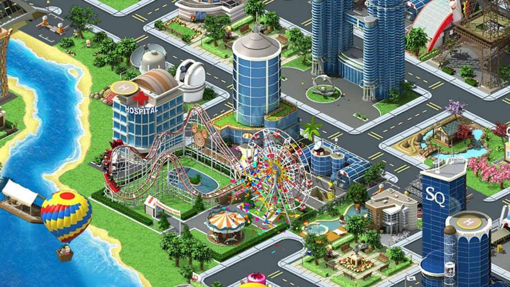 Megapolis; Best City Building Games for Mobile and PC