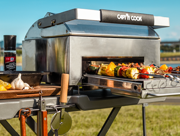 Capt'n Cook OvenPlus Salamander All-in-One Grill: Best Summer Gadgets for 2021