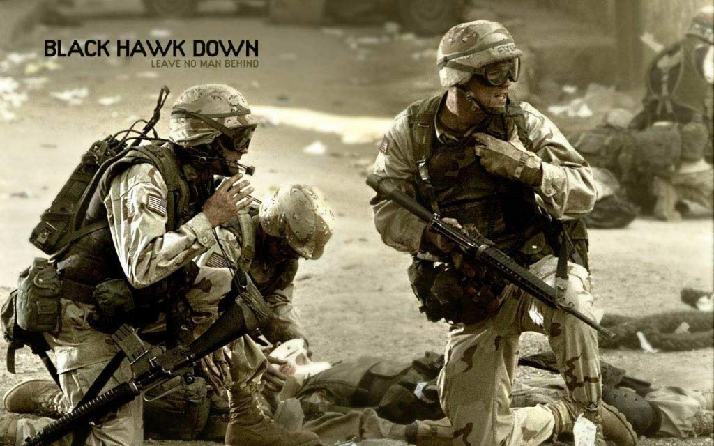 Black Hawk Down: What are the best war movies?