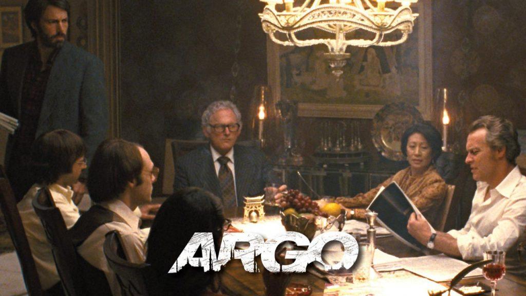 Best Spy Thriller Movies: Argo