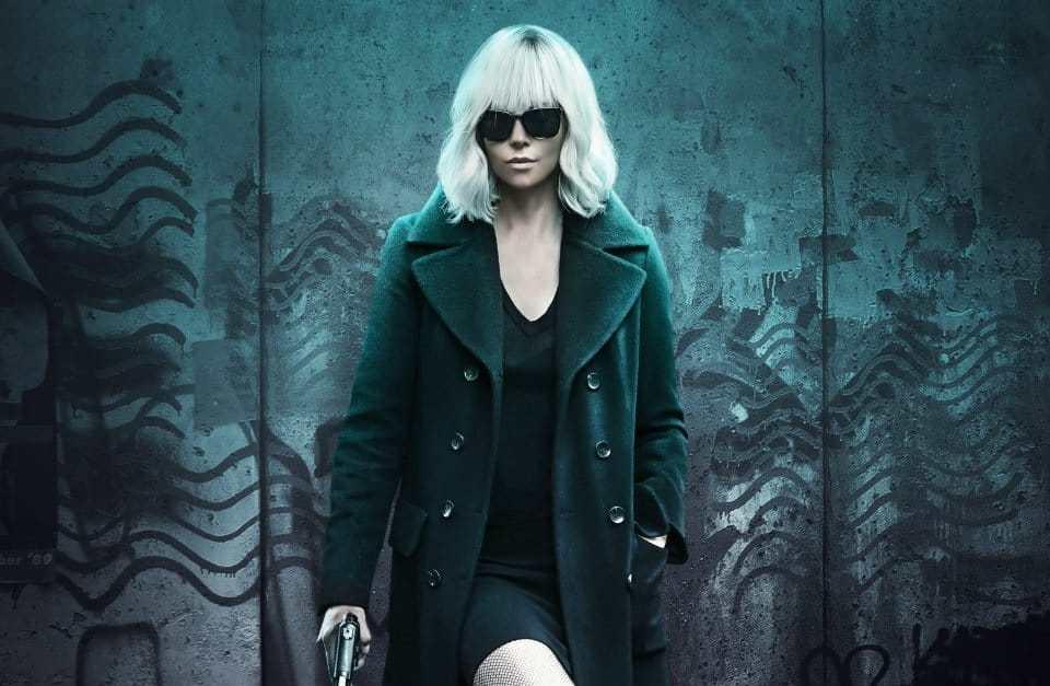 Atomic Blonde: Best Spy Thriller Movies