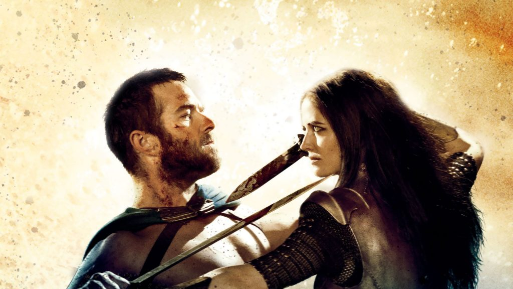 300 Rise of an Empire: best hybrid action genre movies