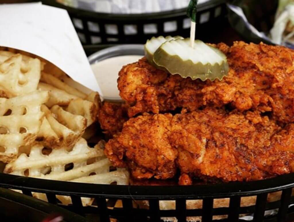 What are the 5 Best Local Lunch Spots in Louisville, Kentucky?