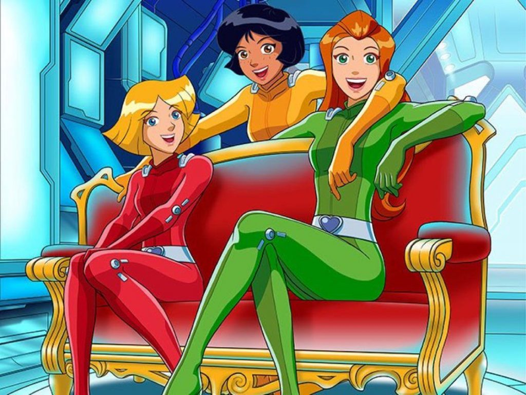 Totally Spies: Best Superhero Shows on Amazon Prime