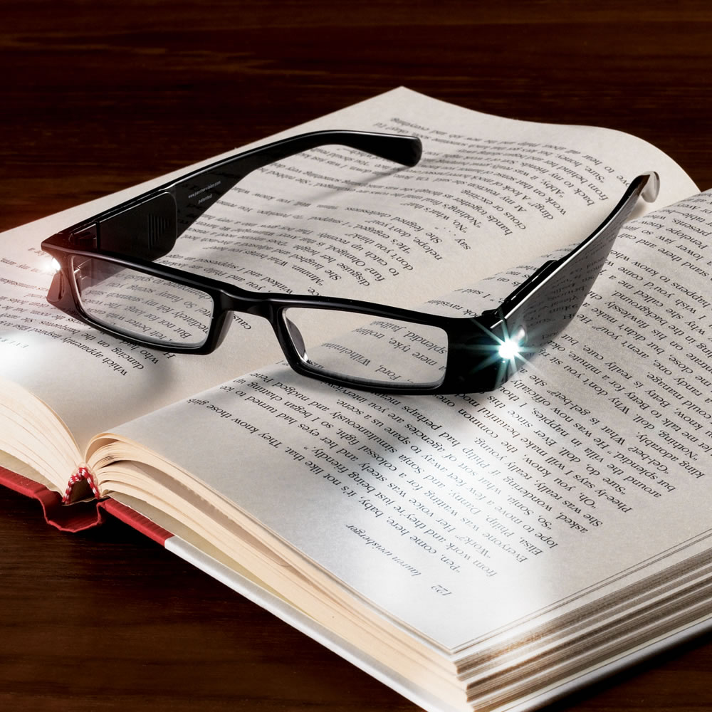 Reading Glasses: Best Book Reading Gadgets