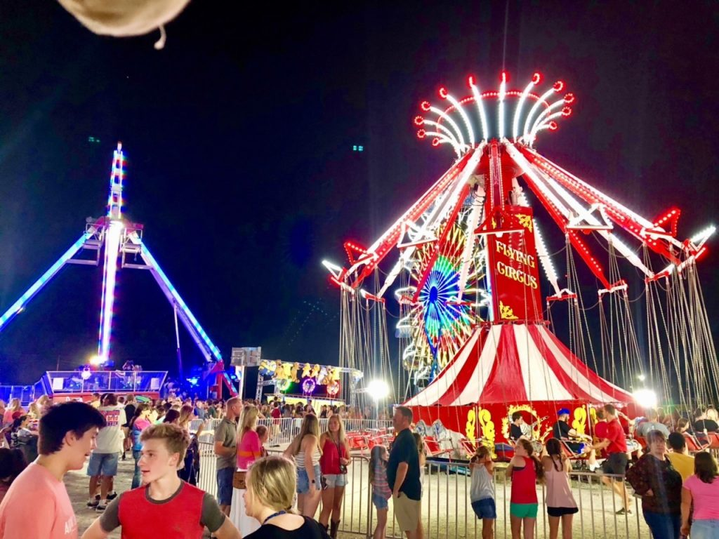 Kentucky State Fair:  The Ultimate Kentucky Summer Bucket list for your perfect holiday
