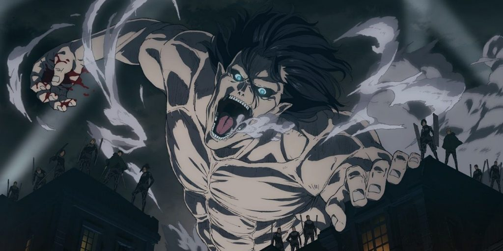 6 Reasons to Watch  Attack on Titan:  Top Quality Animation