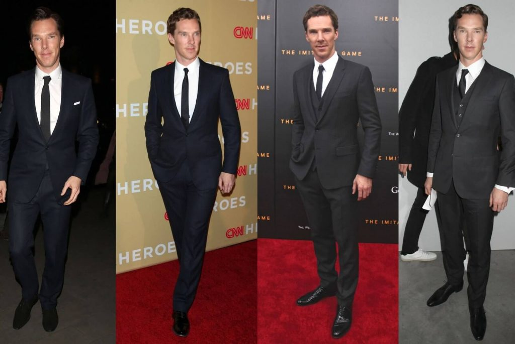 Benedict in Suit: why designer brands are overrated
