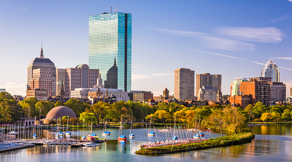 Boston, Massachusetts: Places to live in the US