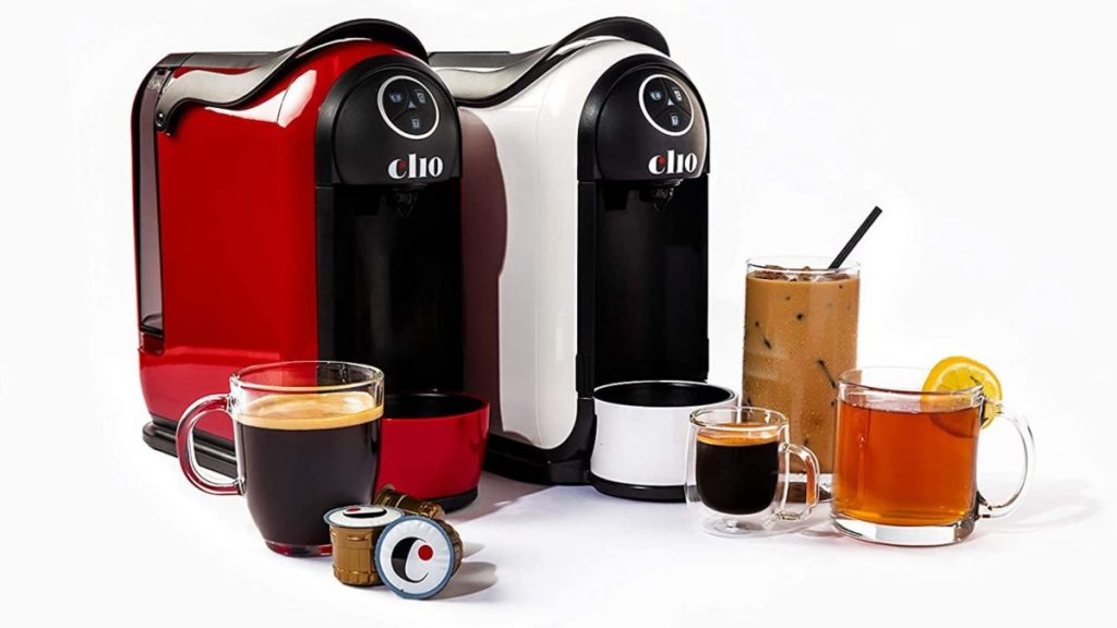 Clio Luxury Brewer Hot and Cold Coffee Maker: Best Summer Gadgets 2021