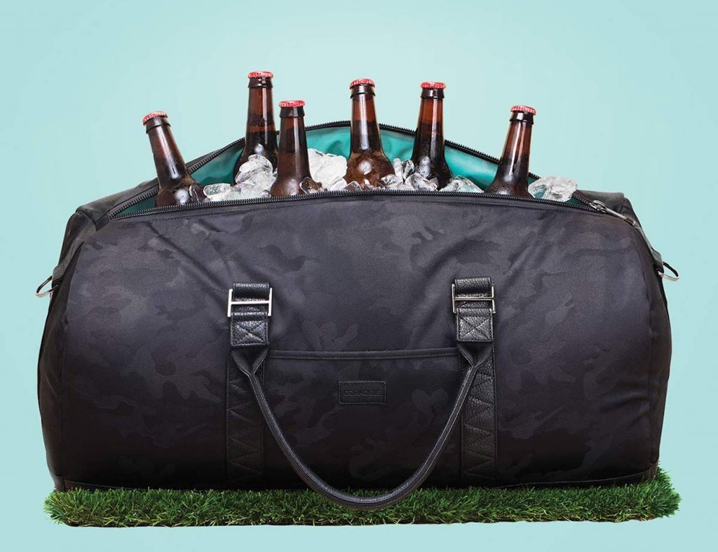 Corkcicle Ivanhoe Duffle Cooler Bag: Best Summer Gadgets for 2021