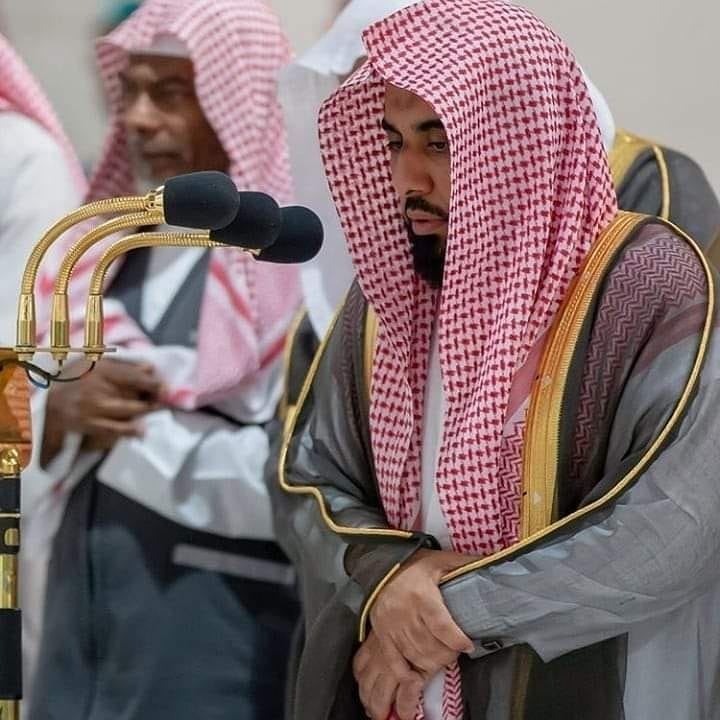 Sheikh Abdullah Awad Al Juhany: List of all Imams of Masjid Al-Haram