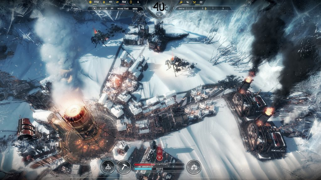 Frostpunk: Best City Building Games for Mobile and PC