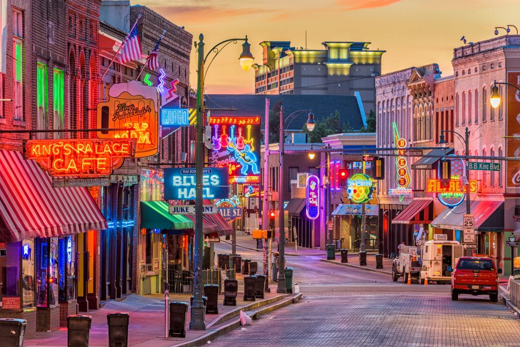 Memphis, Tennessee: Places to live in the US