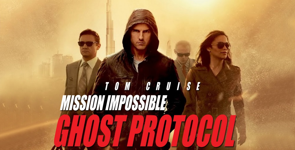 Mission Impossible - Ghost Protocol: Best Spy Thriller Movies
