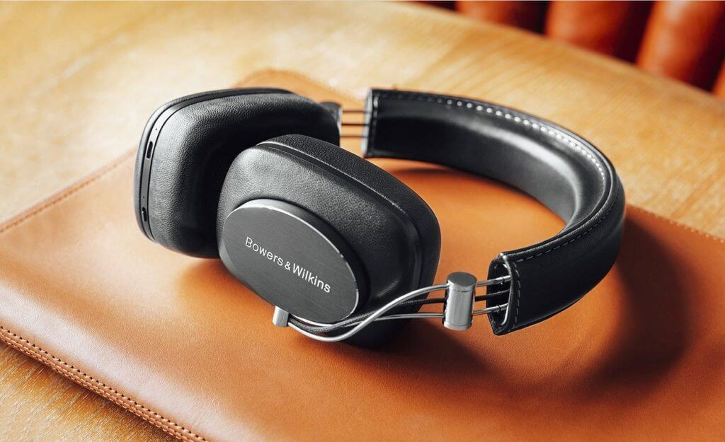 Must - Have Headphones for Watching Movies: Bowers & Wilkins P7 Wireless