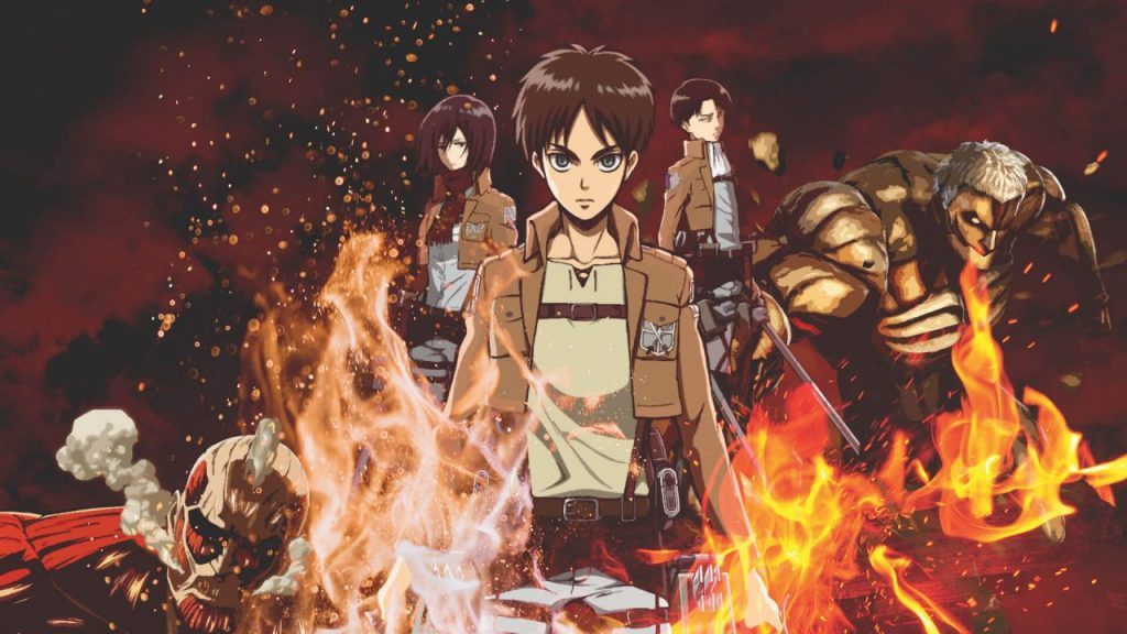 6 Reasons to watch attack on Titan: Storyline