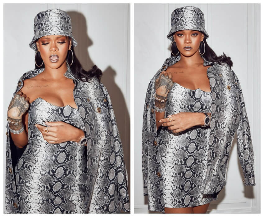 Rihanna: why designer brands are overrated