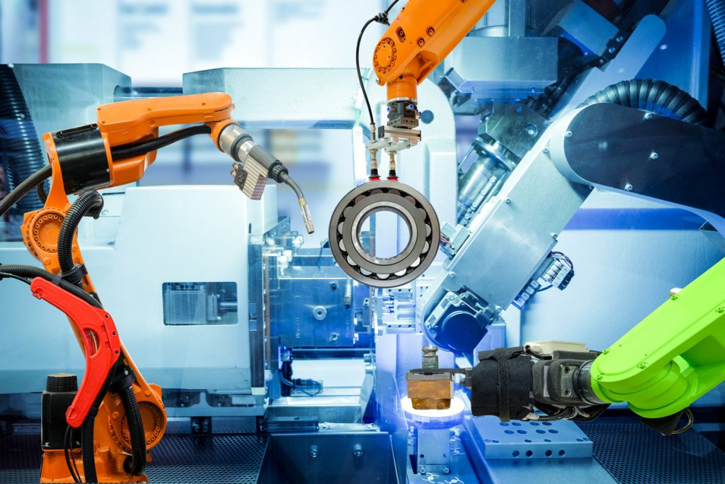 Benefits of SD-WAN in Manufacturing