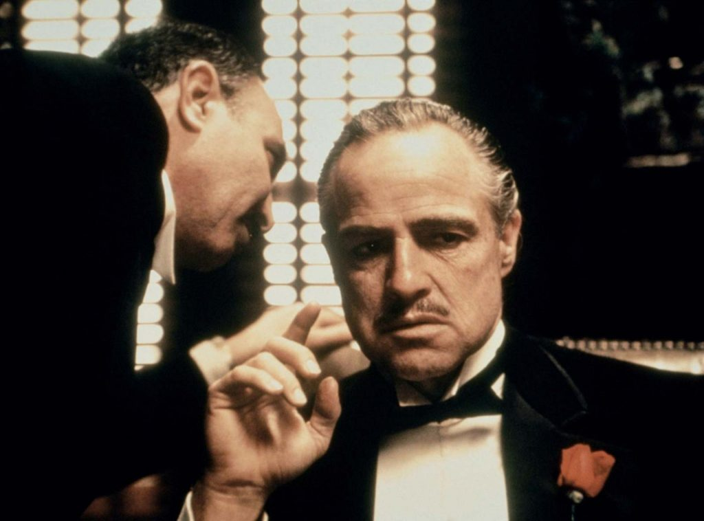 The Godfather: Best movies for MBA students
