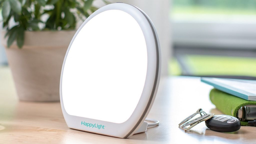 Verilux HappyLight Therapy Lamp Boxes: Best Summer Gadgets for 2021