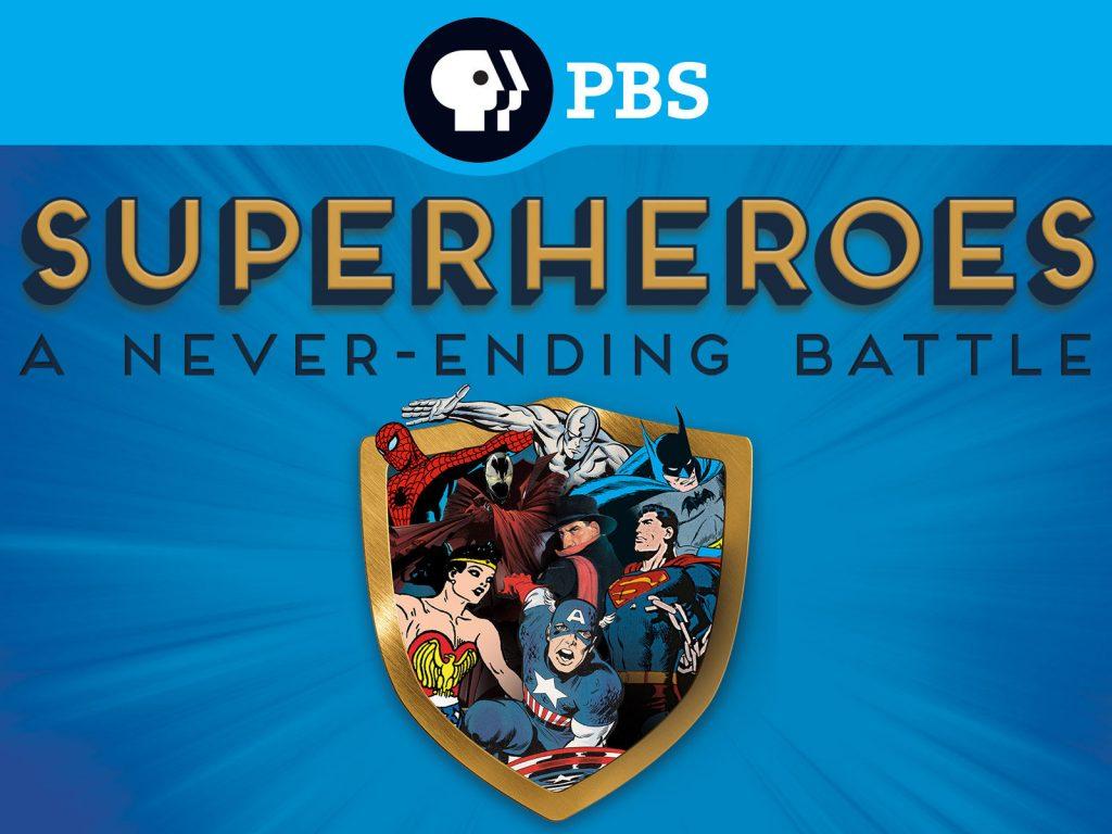 Superheroes: A Never-Ending Battle; Best Superhero Shows on Amazon Prime