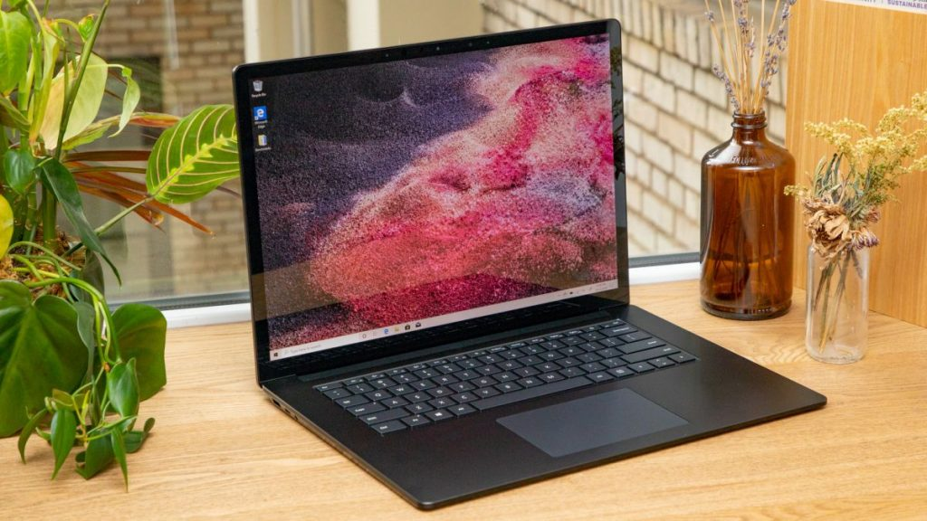 Microsoft Surface Laptop 3: Best Laptops for Graphic Designing and Editing