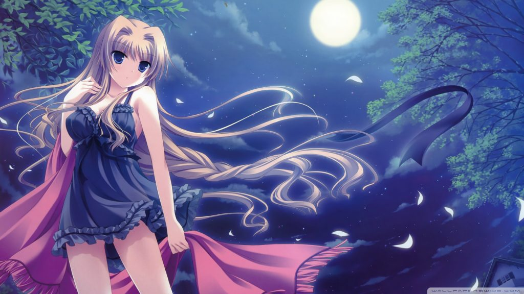 Anime girl: Why Is Anime So Popular? 6 Most Logical Reasons