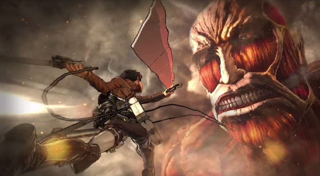 6 reasons to watch Attack on Titan: Action Sequences