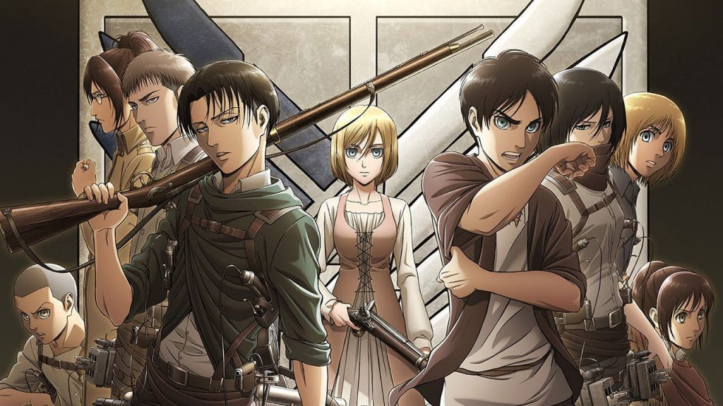 6 Reasons to watch Attack on Titan: Character Development