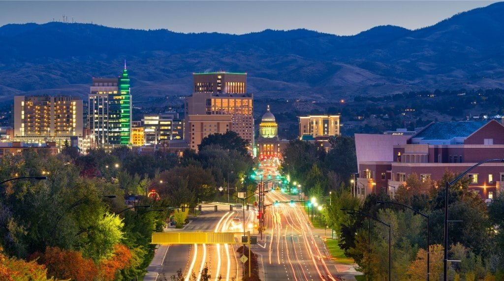 Boise, Idaho: Place to live in the US