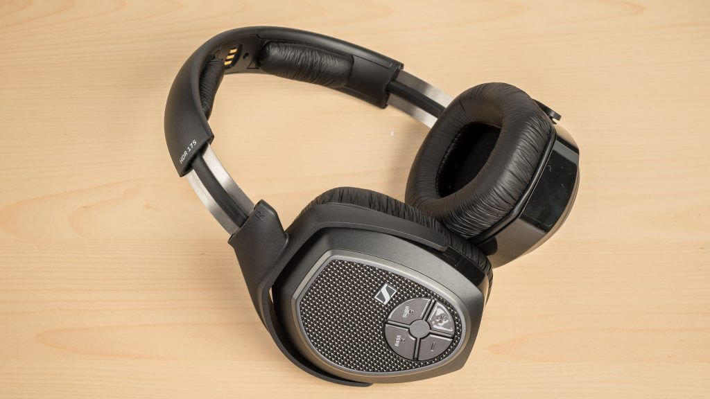 Must - Have Headphones for Watching Movies: Sennheiser RS 175 RF