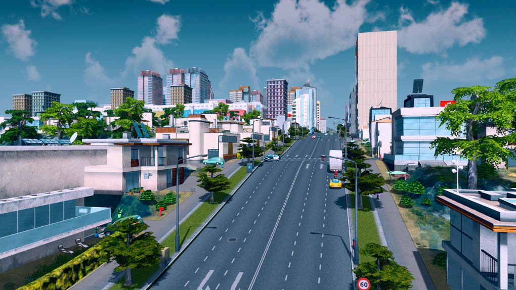 Cities: Skylines; Best City Building Games for Mobile and PC