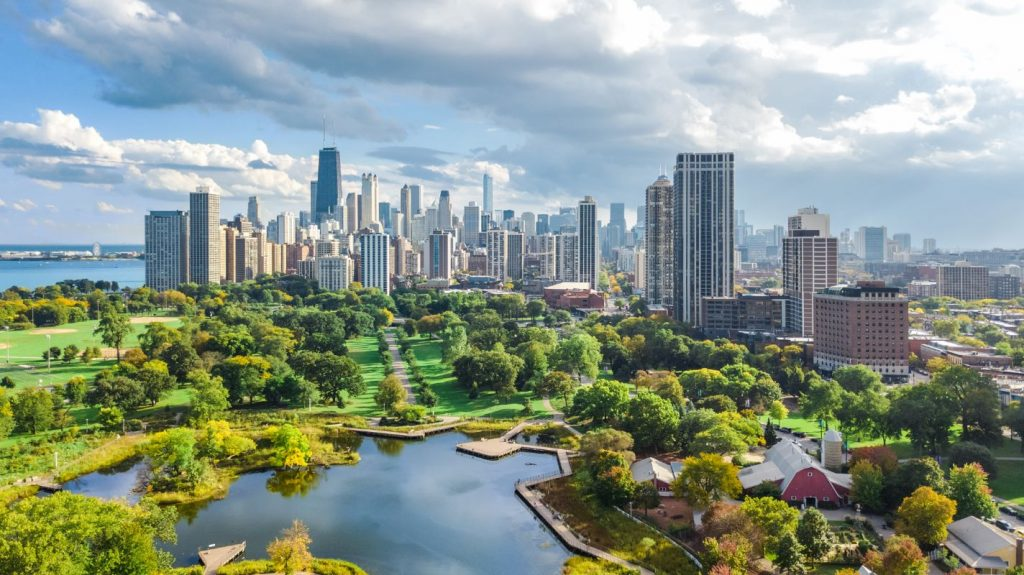 Chicago, Illinois: Place to live in the US