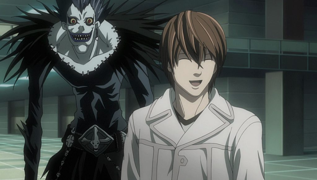 Death Note: Why People Watch Anime?