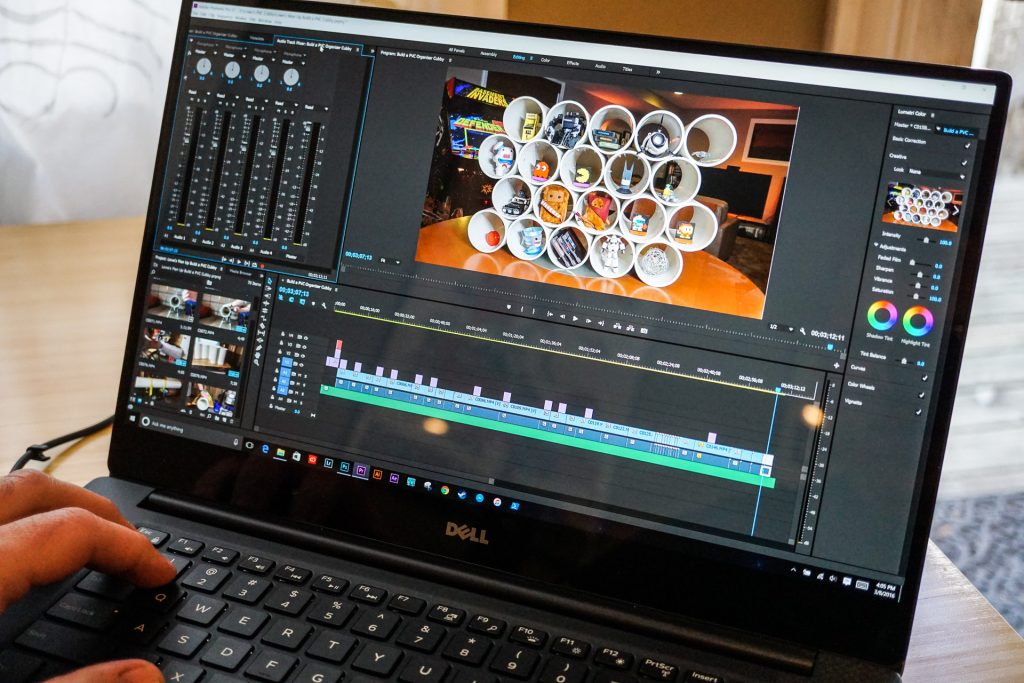Dell XPS - 15: Best Laptops for Graphic Designing and Editing