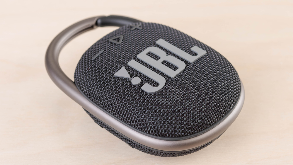 JBL Clip 4 Carabiner Speaker: Best Summer Gadgets for 2021