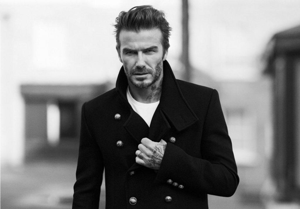 David Beckham: Most Handsome Men in the world