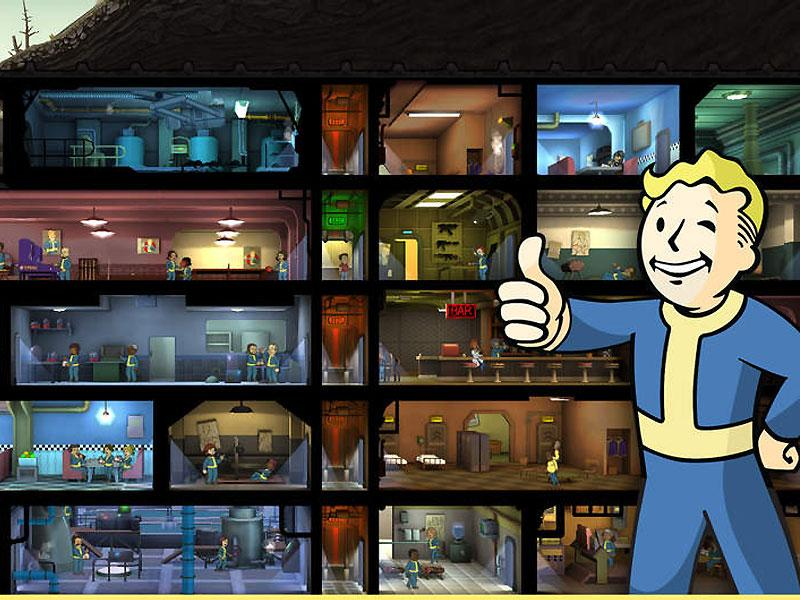 Fallout Shelter: Best City Building Games for Mobile and PC