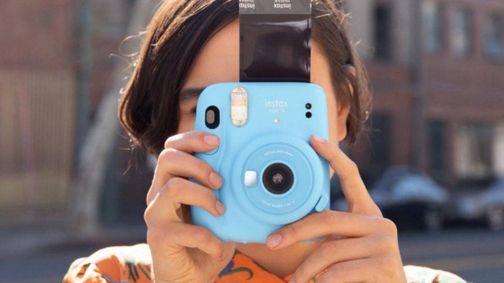Fujifilm Instax Mini 11 compact instant camera: Best Summer Gadgets for 2021