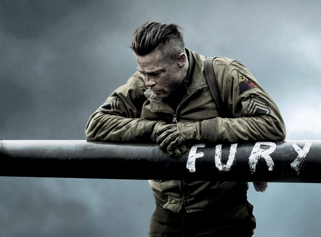 Brad Pitt in Fury: What are the best war movies?