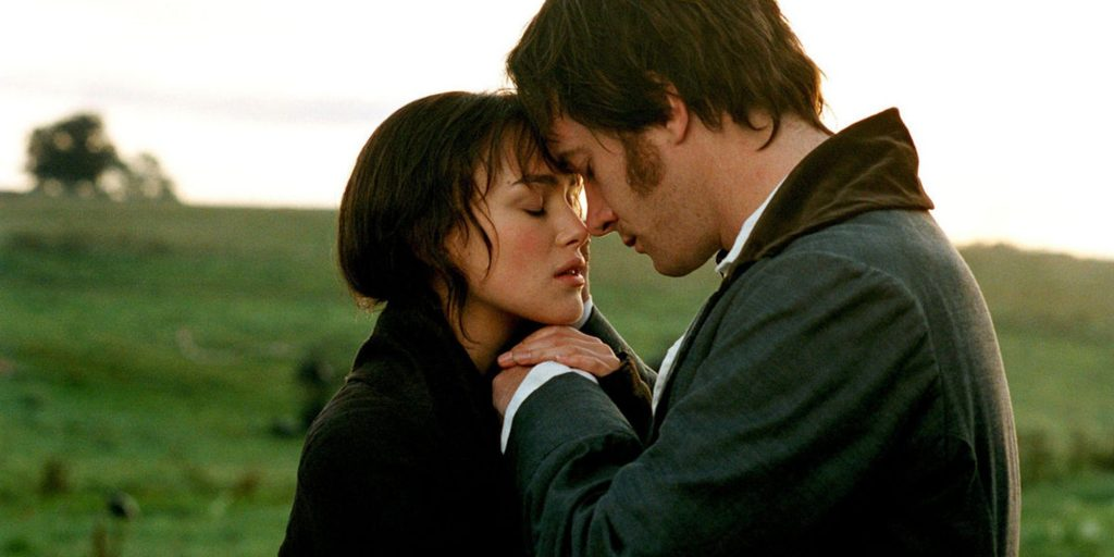Best historical Romantic movies of all times