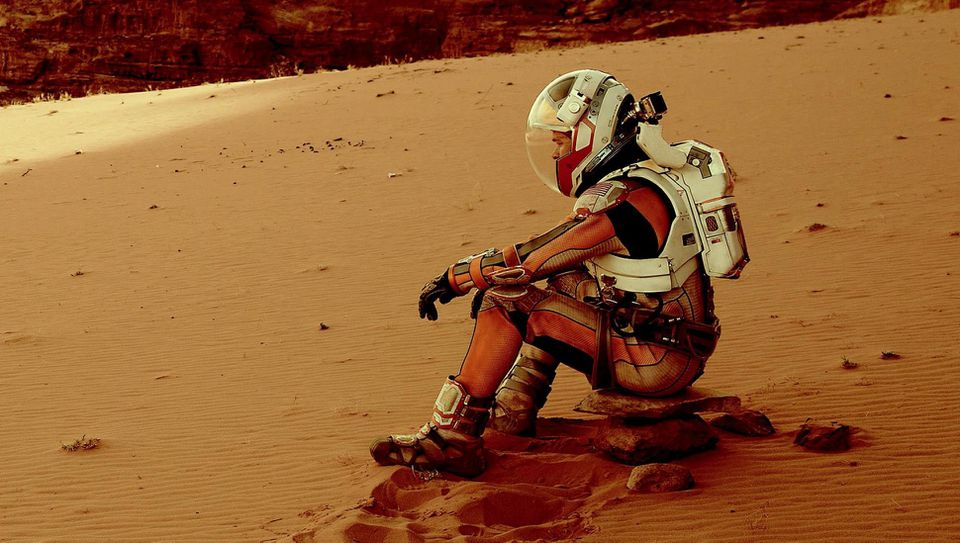 Best Space Documentaries: The Martian