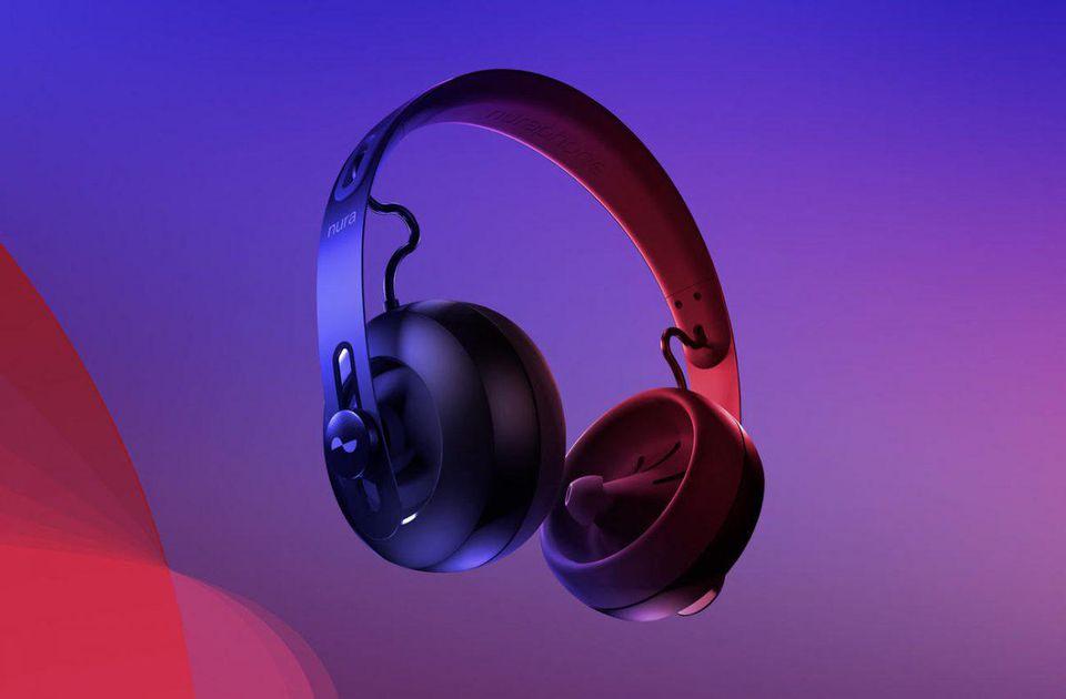 Nuraphone : Best Over the ear Headphones for gaming