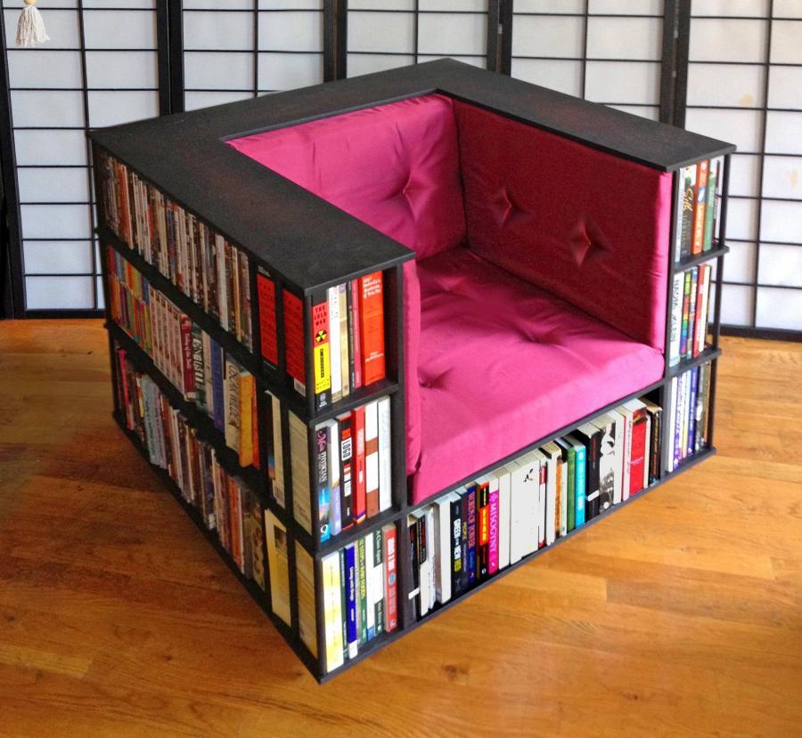 Book Chair: Best Book Reading Gadgets