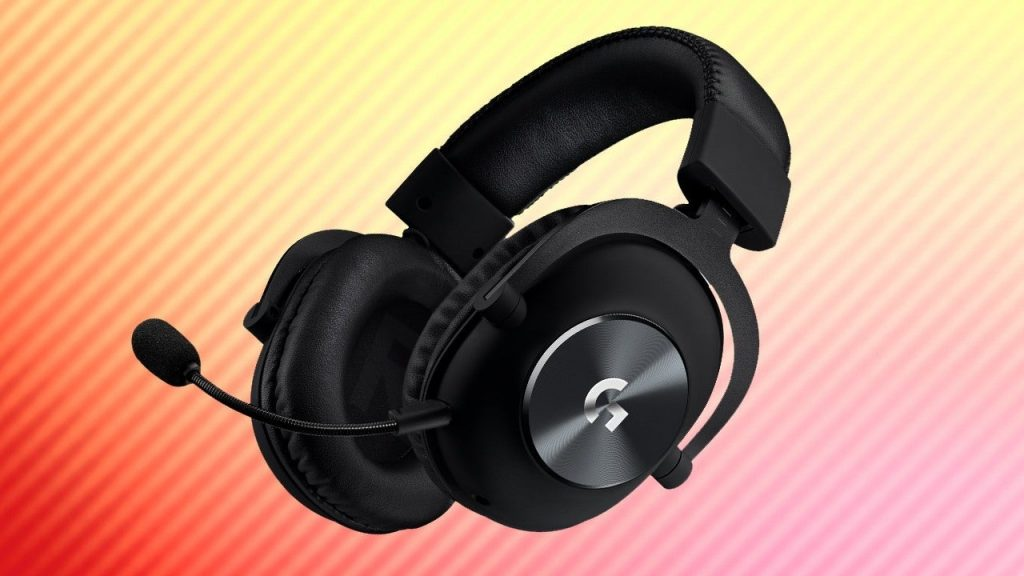 Logitech G Pro X : Best over  the ear headphones for gaming