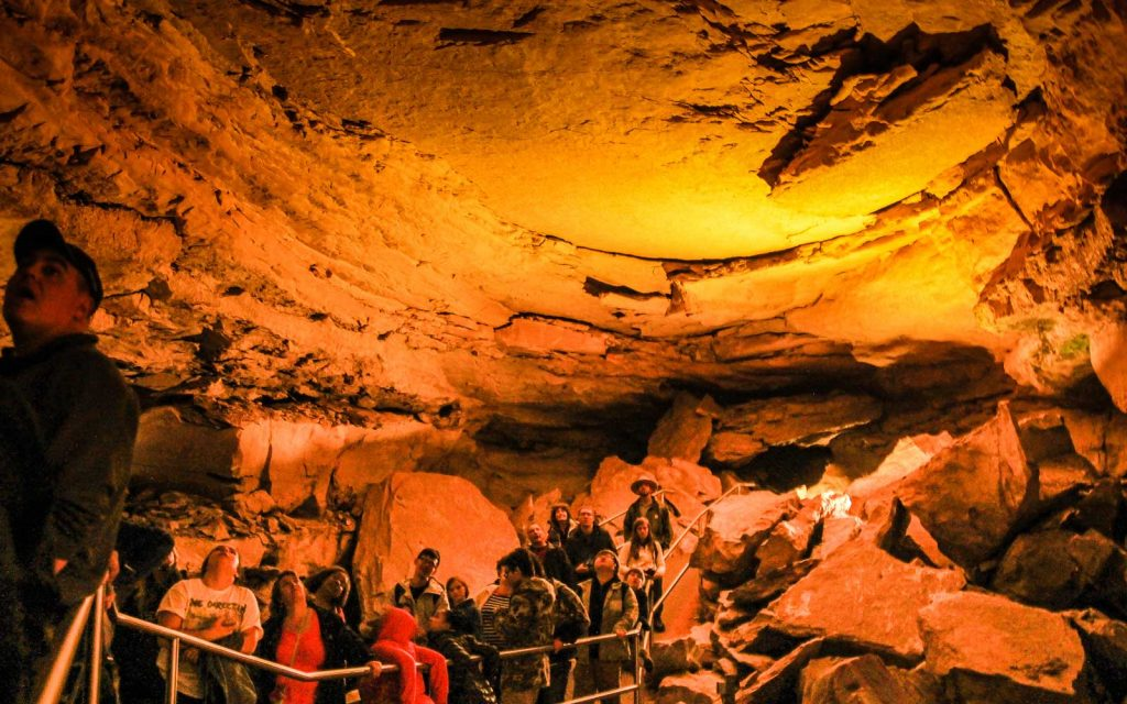 Mammoth Cave National Park:  The Ultimate Kentucky Summer Bucket list for your perfect holiday